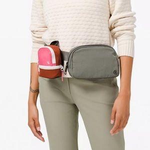 NWT Lululemon Nano City Adventurer Backpack Pink
